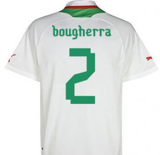 2012-13 Algeria Home Shirt (Bougherra 2)