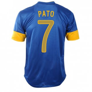 2012-13 Brazil Nike Away Shirt (Pato 7)