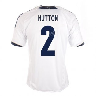 2012-13 Scotland Away Shirt (Hutton 2)