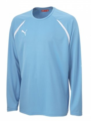Puma Vendica LS Teamwear Shirt (light blue)