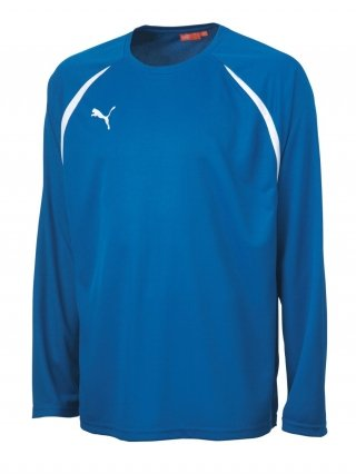 Puma Vendica LS Teamwear Shirt (blue)