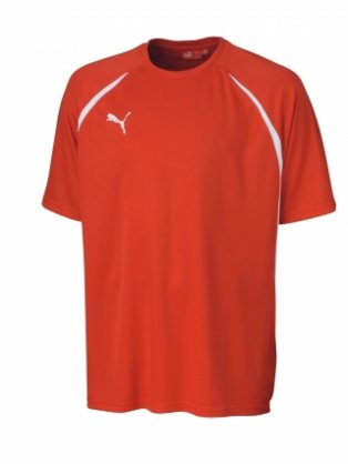 Puma Vendica SS Teamwear Shirt (red)