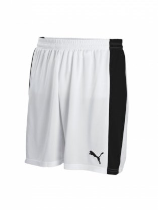 Puma Powercat 5.12 Team Shorts (white-black)
