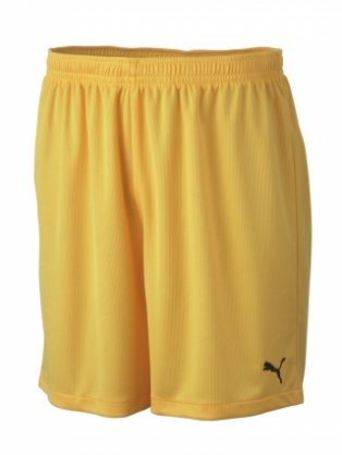 Puma Vencida Team Shorts (yellow)