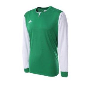 Umbro Aston LS Teamwear Shirt (light (green)
