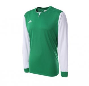 Umbro Aston LS Teamwear Shirt (light (green)