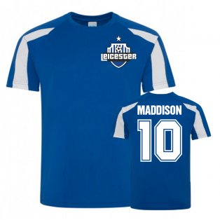 Leicester Sports Training Jersey (Maddison 10)