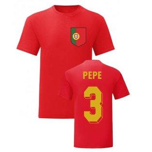 Pepe Portugal National Hero Tee (Red)