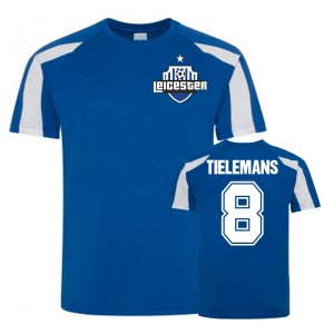 Leicester Sports Training Jersey (Tielemans 8)