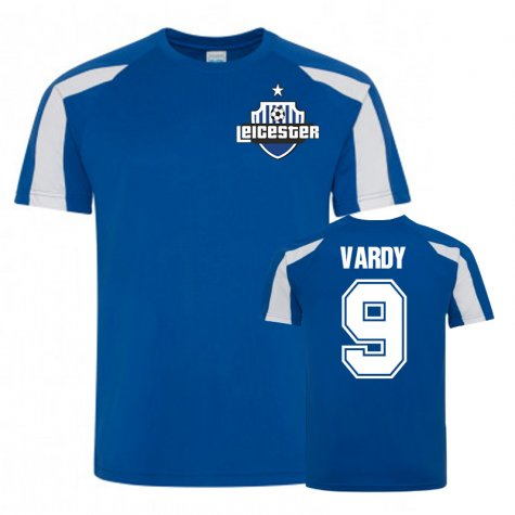 Leicester Sports Training Jersey (Vardy 9)