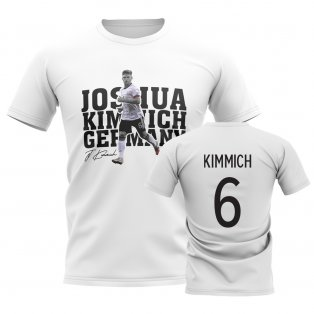 Joshua Kimmich Germany Player Tee (White)