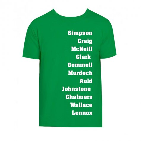 Celtic Favourite XI Tee (Green)