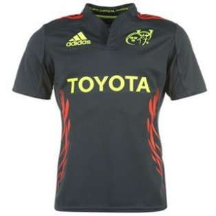2012-13 Munster Adidas Away Rugby Shirt
