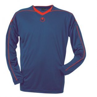 Uhlsport Stream II LS Shirt (navy)