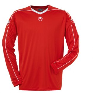 Uhlsport Stream II LS Shirt (red)
