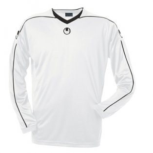 Uhlsport Stream II LS Shirt (white-black)