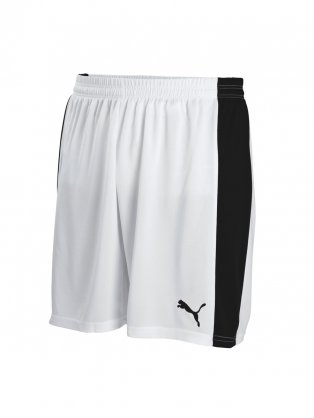 Puma Powercat Shorts (white-black)