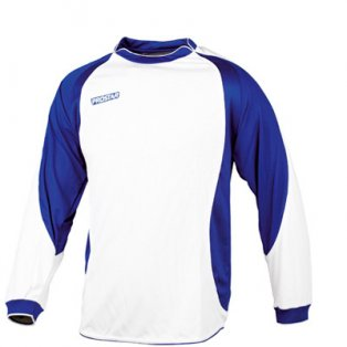 Prostar Sporting Plus Jersey (white-blue)