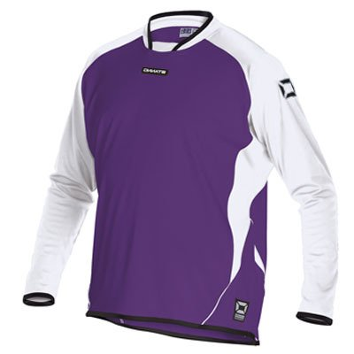 Stanno Porto LS Shirt (purple-white)
