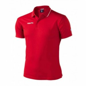 Macron Draco Polo Shirt (red)