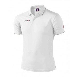 Macron Draco Polo Shirt (white)