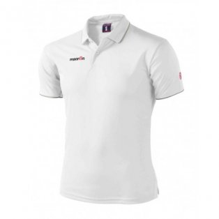 Macron Draco Polo Shirt (white)