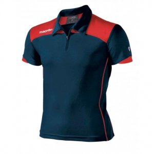 Macron Logan Polo Shirt (navy)