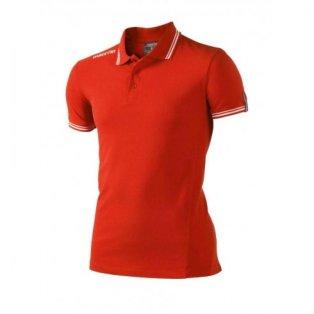 Macron Loira Polo Shirt (red)