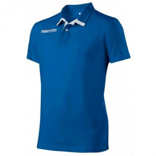 Macron Swing Polo Shirt (blue)
