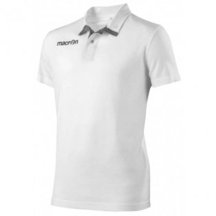 Macron Swing Polo Shirt (white)