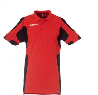 Uhlsport Cup Polo Shirt (red)