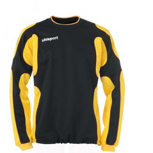 Uhlsport Cup Training Sweat Top (black-yellow)
