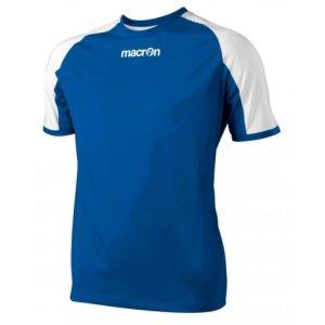 Macron Amber T-Shirt (blue)