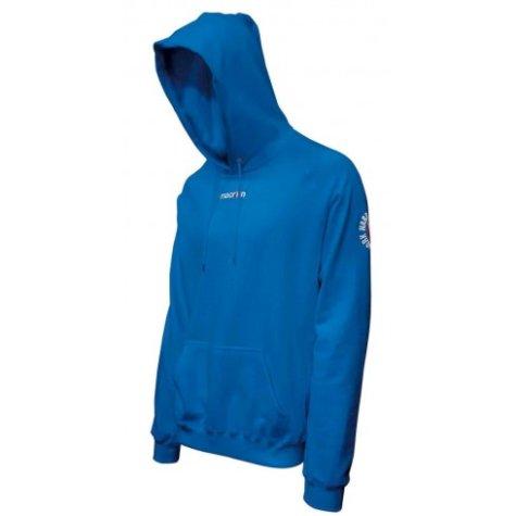 Macron Central Hoodie Sweatshirt (blue)
