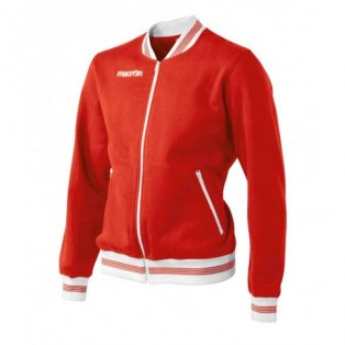 Macron Funky Sweatshirt (red)