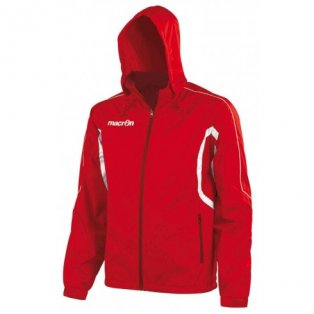 Macron Kobe Shower Jacket (red)