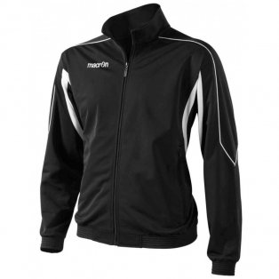 Macron Era Tracksuit Jacket (black)