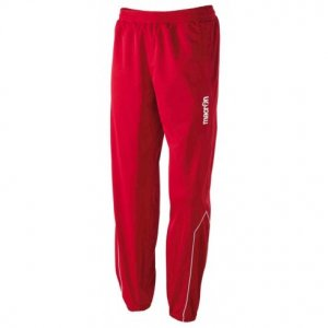 Macron Era Tracksuit Bottoms (red)