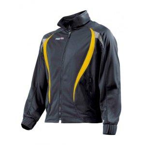 Macron Malik Tracksuit Jacket (black-yellow)