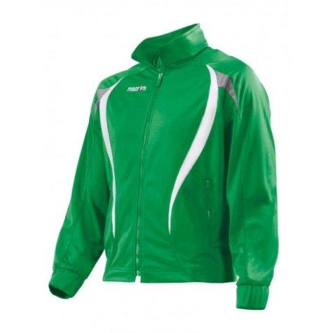 Macron Malik Tracksuit Jacket (green)