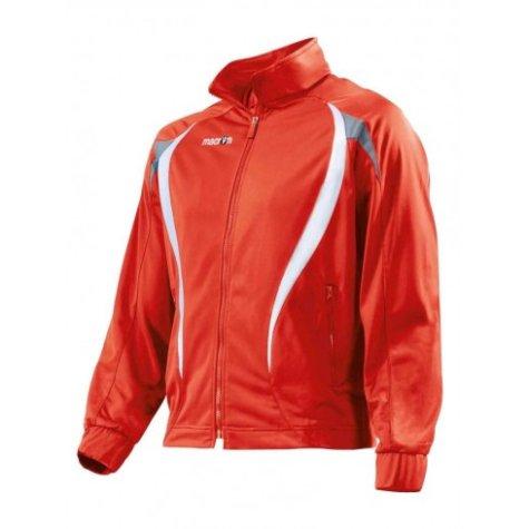 Macron Malik Tracksuit Jacket (red)