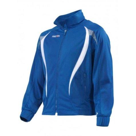 Macron Malik Tracksuit Jacket (blue)