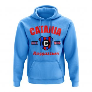 Catania Established Hoody (Sky)