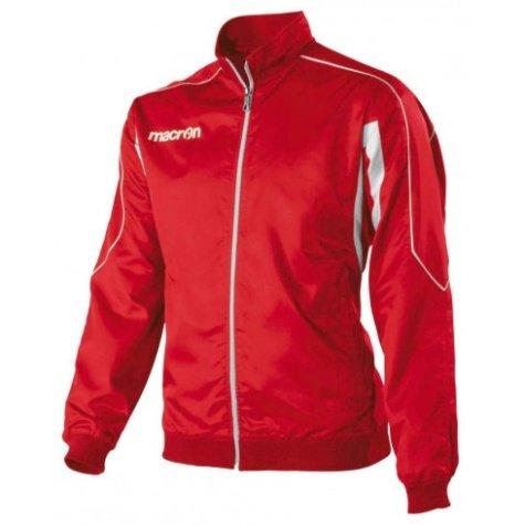 Macron Safon Tracksuit Jacket (red)