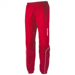 Macron Safon Tracksuit Pants (red)