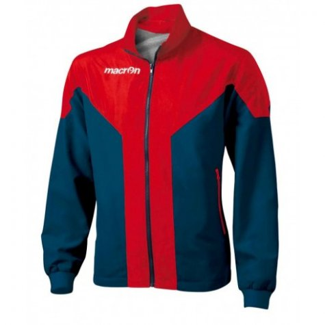 Macron Tanatos Tracksuit Jacket (navy-red)
