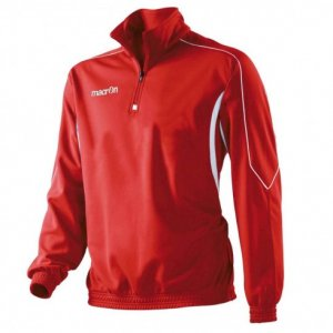 Macron Indus Training Top (red)
