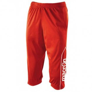 Macron Ural 3-4 Length Pants (red)