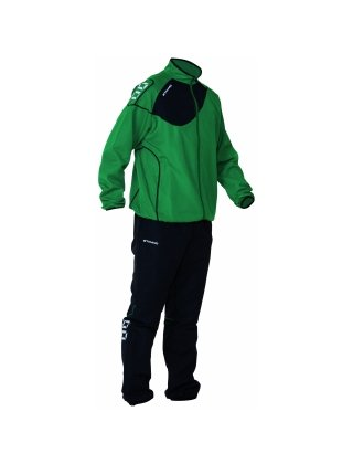 Stanno Montreal Micro Taslan Tracksuit (green)