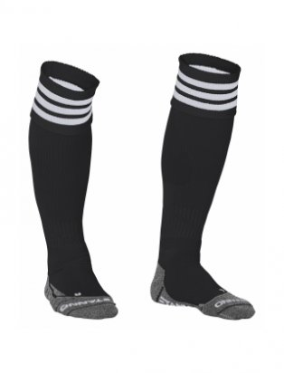 Stanno Ring Football Socks (black-white)